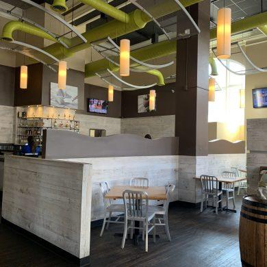 Taqueria Tsunami Restaurant Space